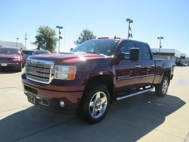 2013 GMC SIERRA 2500HD for sale at Hubert Vester Chevrolet