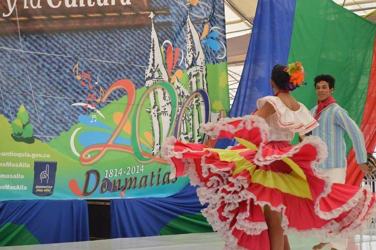 Estuvimos en #DonMatias mostrando nuestro #Arte, celebrando su bicentenario y haciendo vibrar a los visitantes con lo que más nos apasiona… Nuestra #Danza #BFDA