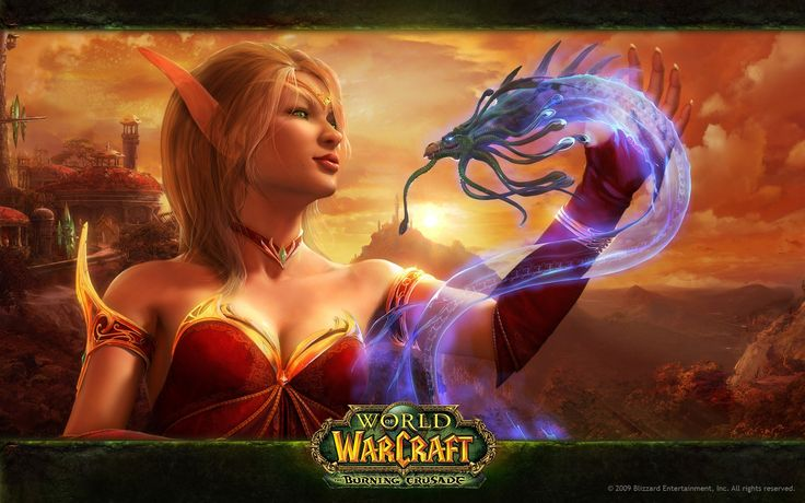 Yup, I played World of Warcraft.  I played the BETA and played the game on and off for a couple of years. It was truly great in its prime!