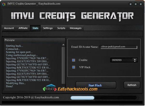 IMVU Credits Generator 2016 And VIP Hack No Survey Free Download http ...