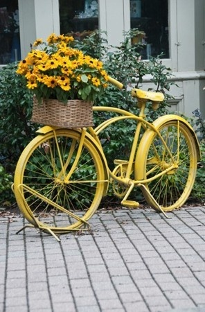 Ideas Para Reutilizar o Reciclar tu Vieja Bici #reciclaje #bicicleta