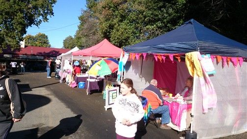 Gembrook Market - A place to visit every 4th Sunday of the month between 9am and 2pm www.gembrookmarket.com.au