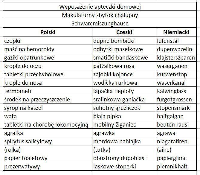 Znalezione Obrazy Dla Zapytania Polski I Czeski śmieszne