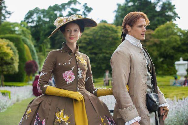 Outlander: Claire enfrenta problemas em seu casamento - http://popseries.com.br/2016/05/07/outlander-2-temporada-untimely-resurrection/