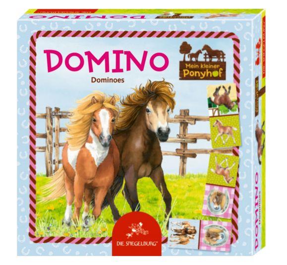 Domino «Άλογο» | Το Ξύλινο Αλογάκι - παιχνίδια για παιδιά