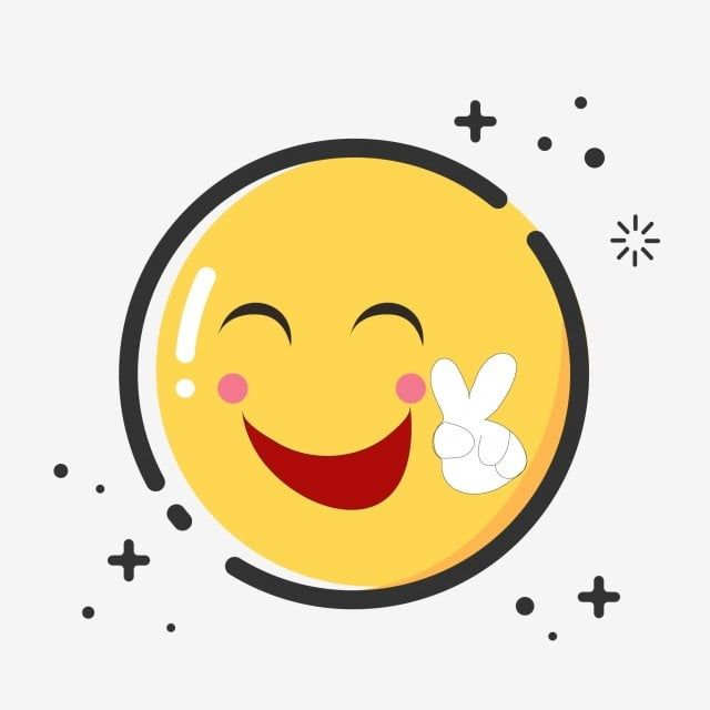 Hand Painted Mbe Style Mbe Smiley Face Service Smiley Clipart Cartoon Smiling Face Qq Expression Png And Vector With Transparent Background For Free Download Smiley Face Artwork Smiley Face