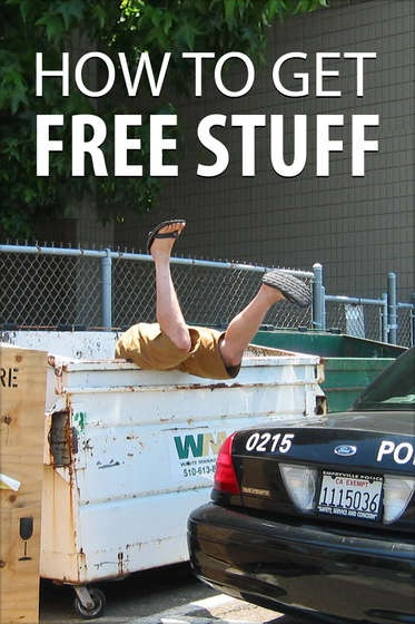 My one stop shopping tip for those on a budget, you wouldn't believe the cool stuff people throw out!