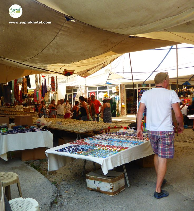 Saturday and Sunday are market day in #Dalyan. #summer #dalyandayasam #kaunos #landscape #aegean #travel #nature #holiday #vacation #gizlicennetdalyan #peace #relax