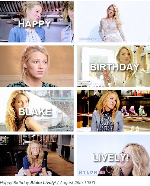 17 Best Images About Blake Lively On Pinterest
