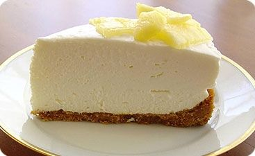 Lemon Yogurt Cheesecake