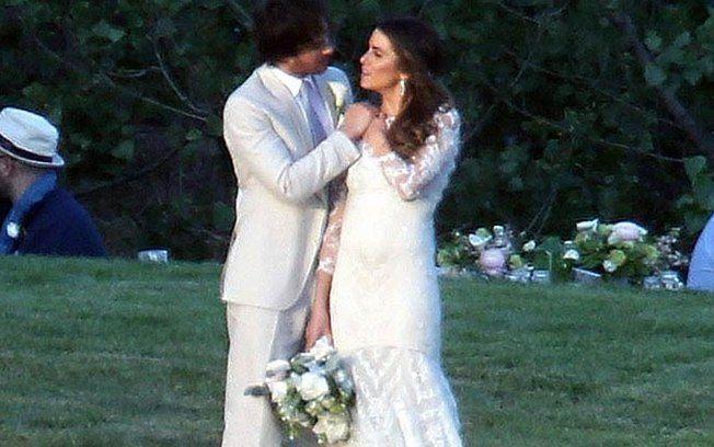"""Ian Somerhalder, de """"The Vampire Diaries"""", se casa com atriz de """"Crepúsculo"""""""
