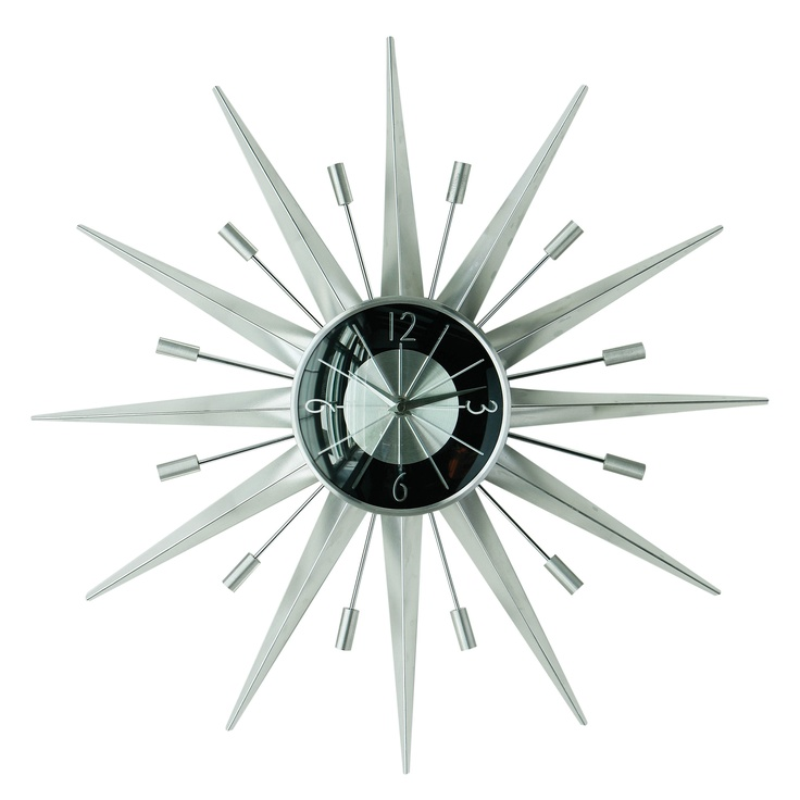 Premier Housewares Sunspoke Wall Clock | Wayfair UK