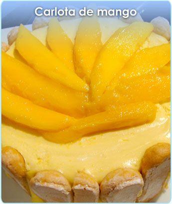 CARLOTA de mango <3
