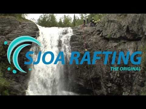Canyoning in Norway