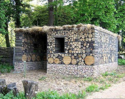 182 best images about hesco bastion  gabion type buildings on pinterest