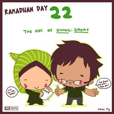 "day 22 ""zakat"""