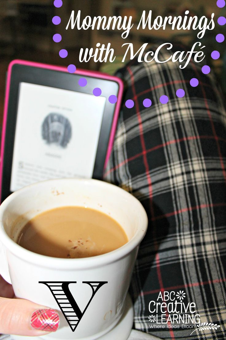 Mommy Mornings with McCafé Cofee! Being able to have a little bit of mommy time and plan my daily schedule is a must with McCafé Coffee! - abccreativelearning.com #ad #McCafeMyWay #CollectiveBias