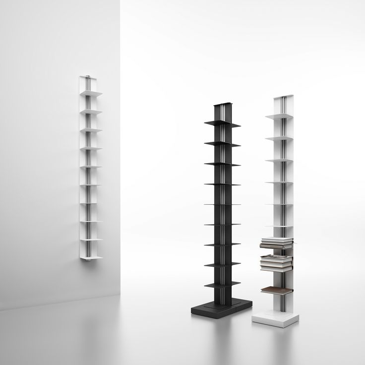 Usio shelves by Systemtronic