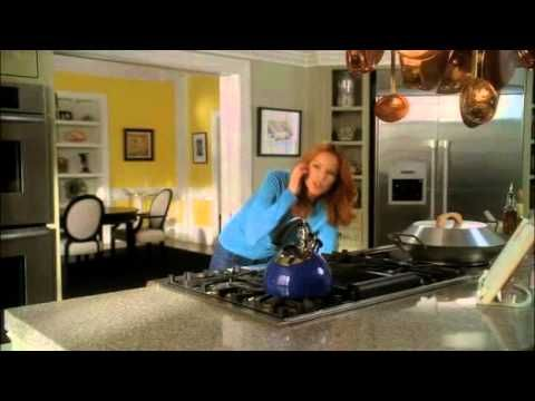 Desperate Housewives Gabrielle Solis torta capovolta all'ananas - YouTube