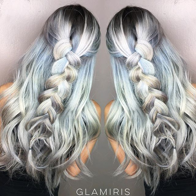 IG: glamiris - Hairstyles & Beauty
