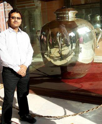 मेरी यात्रा डायरी : जयपुर की शान : सिटी पैलेस
