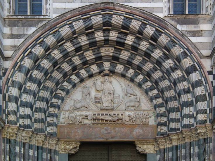 San Lorenzo cathedral, Genova.