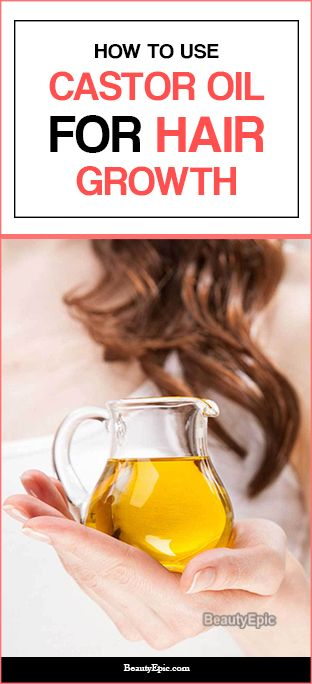 The way to Use Castor oil for Hair Progress