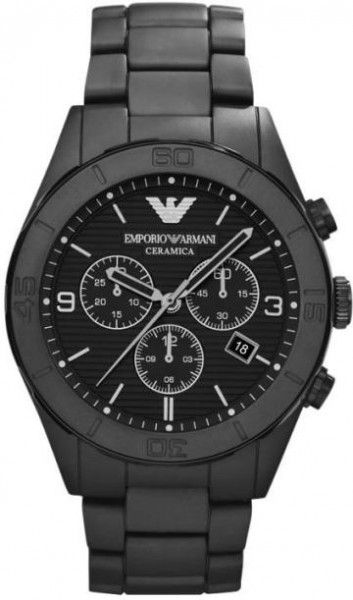 Damenuhren schwarz keramik  290 besten Emporio Armani Uhren Bilder auf Pinterest | Designer ...