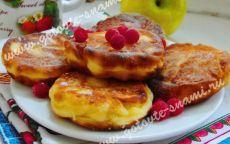 (+2) Пышные сырники - быстрый завтрак