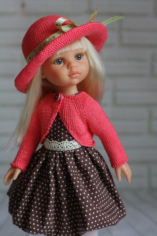 Холодное лето 2017го. Гардероб для Paola Reina / Куклы Паола Рейна, Paola Reina / Бэйбики. Куклы фото. Одежда для кукол