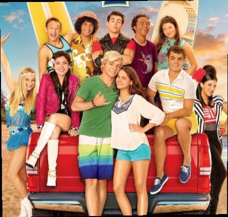 Repin if there should be a teen beach 3