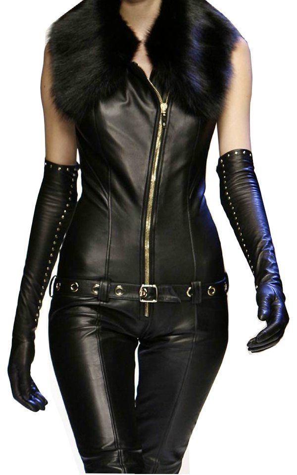 Custom Made Fit Napa Soft Leather Fur Catsuit New | Clothing, Shoes & Accessories, Unisex Clothing, Shoes & Accs, Unisex Adult Clothing | eBay!