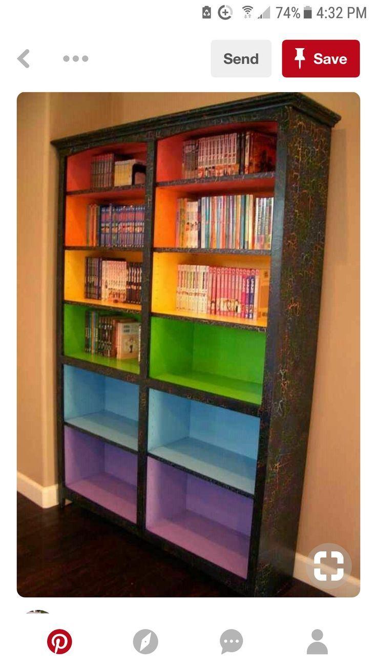Amazing Fun Bookshelf For A Classroom Library Classroom Library Home Interior And Landscaping Spoatsignezvosmurscom