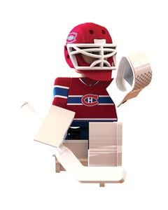 OYO Hockey NHL Brick Minifigure Goalie - Montreal Canadiens #31 Carey Price Price: $12.99