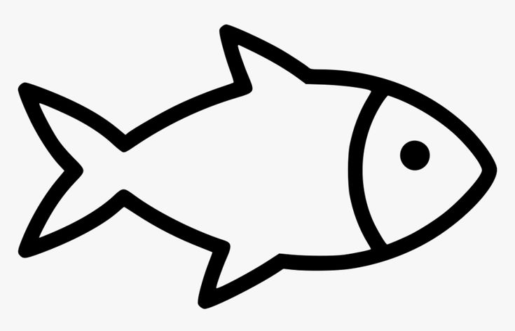 Fish Clipart Black And White Hd Png Download Is Free Transparent Png Image To Explore More Similar Hd Image On Fish Clipart Clipart Black And White Clip Art
