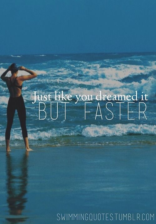 Awesome Swim Quotes   Swimming Quotes