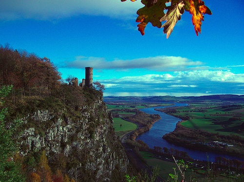 Kinnoull Tower, Perth
