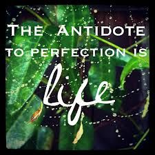 Life is the antidote