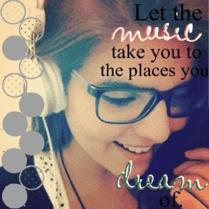 Let the music take you places with this Remix by ImageChef user Cathypoo http://www.imagechef.com/r/v7tNnk? #Imagechef #Glasses #Music #love