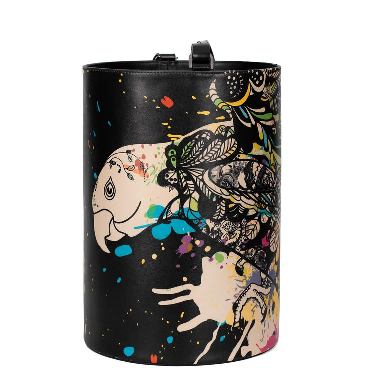 COLOURS OF MY LIFE   Shoulder Bag.  Designer Limited Edition; #WomenLeatherHandbag #LuxuryBag #DesignerBagsUK
