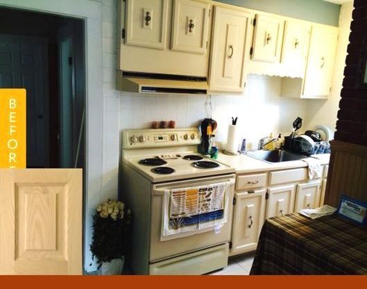 Home Depot Kitchen Remodel Before And After Kitchen Remodeling