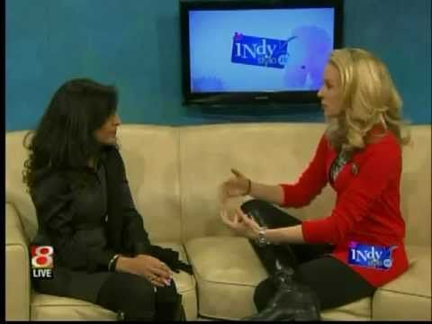An amazing interview with Andi Hauser in Indianapolis who took the time to ask important questions on cyber bullying and bullying and what we could do to help eradicate this epidemic...  CBS channel 8 - Indy Style in Indianapolis