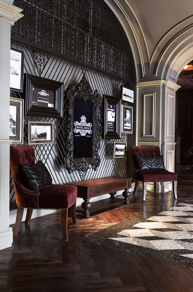 Book Hotel Muse Bangkok Langsuan - A Mgallery Collection, Bangkok, Thailand  - Hotels.