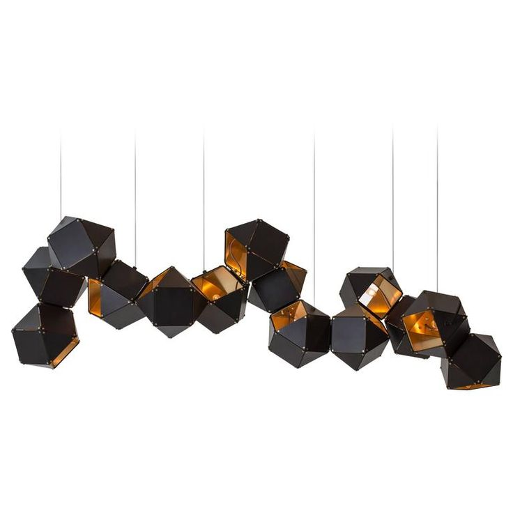 1278 best lighting images on pinterest chandelier chandelier welles long modular chandelier in customizable dimensions and finishes black mozeypictures Gallery