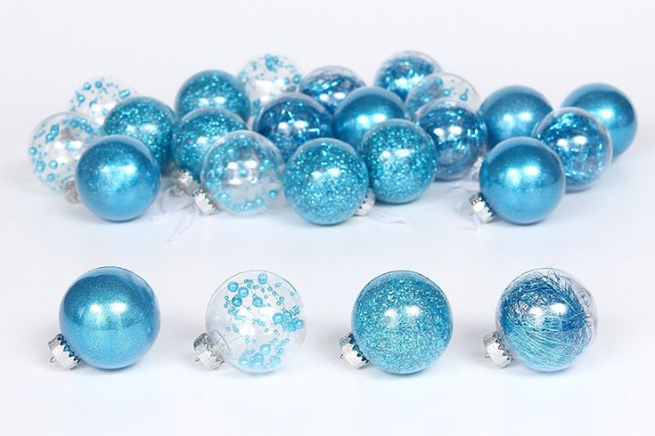 Decorative Xmas Ball Baubles
