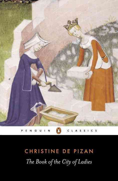 Christine de Pizan (c.1364-1430) was France's first professional woman of letters. Her pioneering Book of the City of Ladies begins when, feeling frustrated and miserable after reading a male writer's