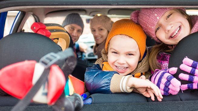 7 ting der gør bilturen med børn meget sjovere for alle | Kiddly