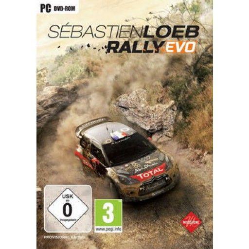 Sebastien Loeb Rally Evo  PC in Rennspiele, Spiele und Games in Online Shop http://Spiel.Zone