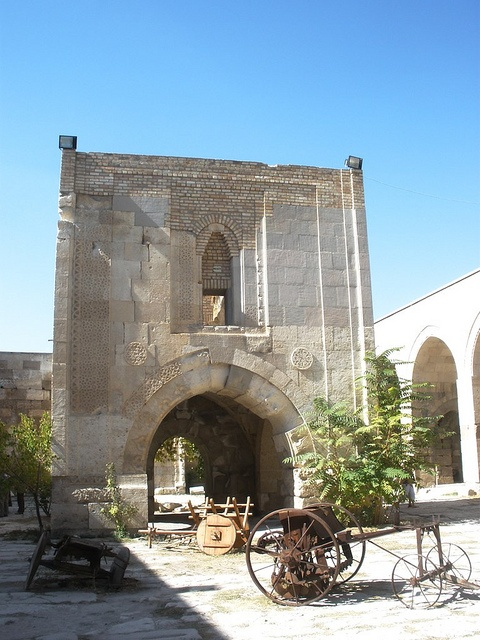 Caravanserai of Sultanhani, Turkey