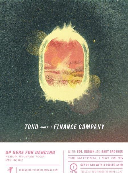 Tono & The Finance Company